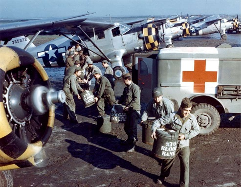 Blood bank 1944.jpg